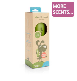 Earth Rated Earth Rated Poop Bags 300ct Roll