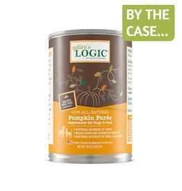 Nature's Logic Nature's Logic Pumpkin Puree 15oz Can