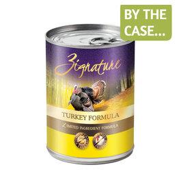 Zignature Zignature Dog Can Turkey 13oz