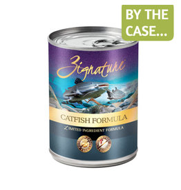 Zignature Zignature Dog Can Catfish 13oz