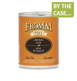 Fromm Fromm Dog Can Chicken Pate 12.2oz