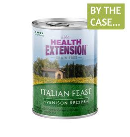 Health Extension Health Extension Dog Can Venison 12.5oz