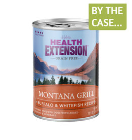 Health Extension Health Extension Dog Can Buffalo Whitefish 12.5oz