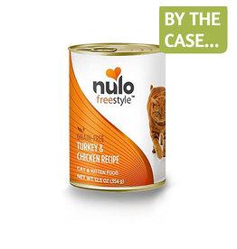 Nulo Nulo Cat Can Turkey & Chicken Pate 12.5oz