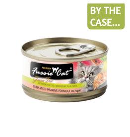 Fussie Cat Fussie Cat Can Tuna Prawns 2.8oz