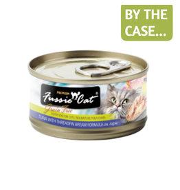 Fussie Cat Fussie Cat Can Tuna Bream 2.8oz