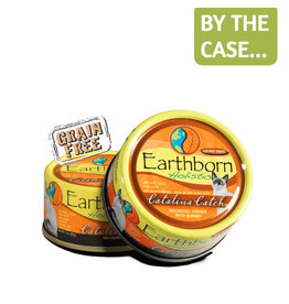 Earthborn Earthborn Cat Can Catalina Catch 5.5oz