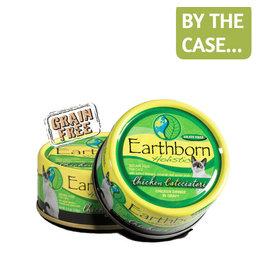 Earthborn Earthborn Cat Can Chicken Catcciatori 5.5oz