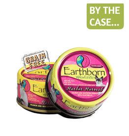Earthborn Earthborn Cat Can Harbor Harvest 5.5oz