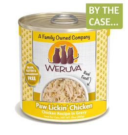 Weruva Weruva Cat Can Paw Lickin Chicken 10oz