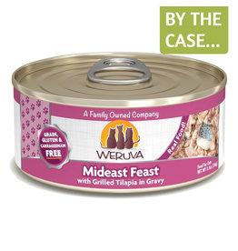 Weruva Weruva Cat Can Mideast Feast 5.5oz
