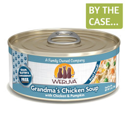 Weruva Weruva Cat Can Grandma's Chicken Soup 5.5oz