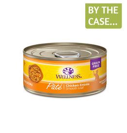 Wellness Wellness Cat Can Chicken Pate 5.5oz