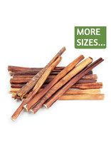 """Natural Dog Natural Dog Odor Free Bully Sticks by the Each 6""""/12"""""""