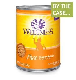 Wellness Wellness Cat Can Chicken Pate 12oz