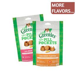 Greenies Pill Pockets Cat
