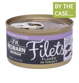 Redbarn Redbarn Cat Can Filets Tuna & Salmon 2.8oz