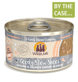 Weruva Weruva Cat Can Goody Stew Shoes 2.8oz