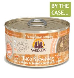 Weruva Weruva Cat Can Taco Stewsday 2.8oz