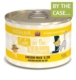 Weruva Weruva Cat CITK Can Chicken Frick a Zee 6oz