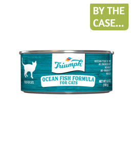 Triumph Triumph Cat Can Ocean Fish 5.5oz