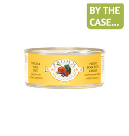 Fromm Fromm Cat Can Turkey Duck Pate 5.5oz