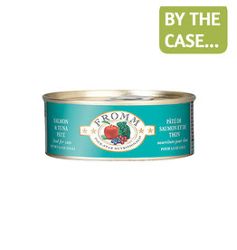 Fromm Fromm Cat Can Salmon & Tuna Pate 5.5oz