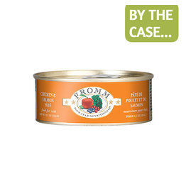 Fromm Fromm Cat Can Chicken Salmon Pate 5.5oz