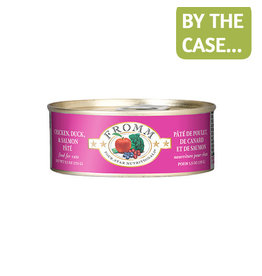 Fromm Fromm Cat Can Chicken Duck Salmon Pate 5.5oz