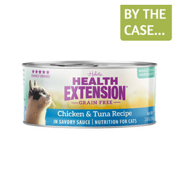 Health Extension Health Extension Cat Can Chicken & Tuna 2.8oz