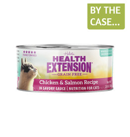 Health Extension Health Extension Cat Can Chicken & Salmon 2.8oz
