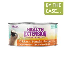 Health Extension Health Extension Cat Can Chicken & Pumpkin 2.8oz