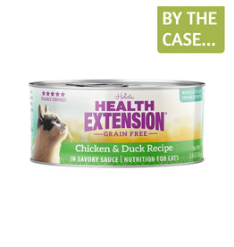 Health Extension Health Extension Cat Can Chicken & Duck 2.8oz