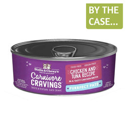 Stella and Chewys SC Carnivore Cravings Pate Chicken & Tuna 2.8oz