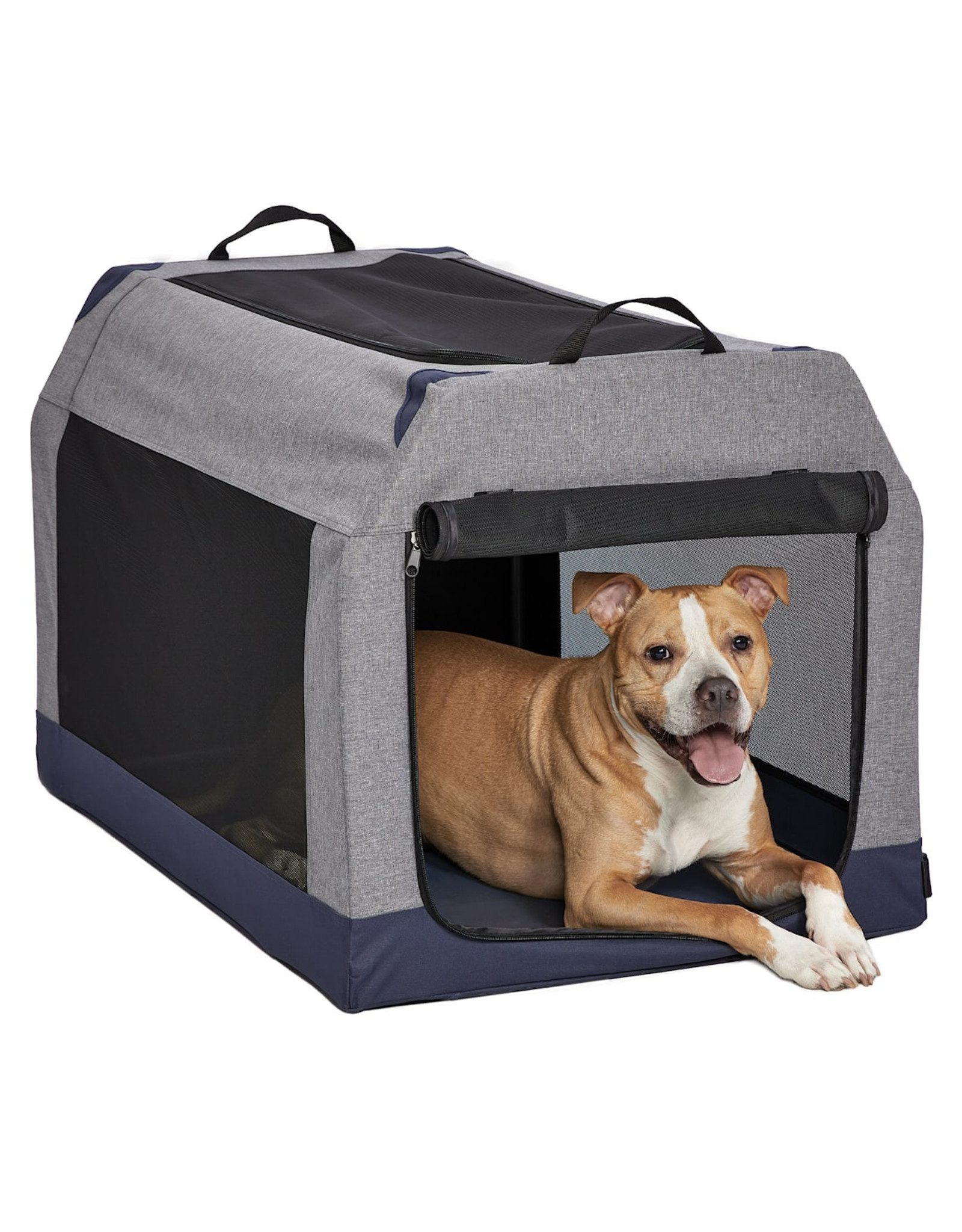 Midwest Homes for Pets Midwest Homes for Pets Canine Camper Soft Sided Tent Style Dog Cratedd