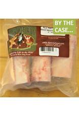 Dogs Gone Wild Dogs Gone Wild 4 inch Frozen Beef Marrow Bones 3pk