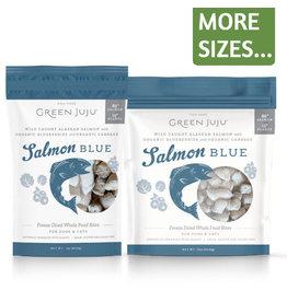 Green Juju FD Salmon Whole Bites