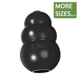 Kong Kong Extreme Dog Toy Black