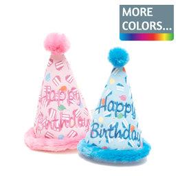 The Worthy Dog Worthy Dog Birthday Hat Toy
