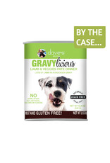 Daves Pet Food Dave's Wet Dog Food Gravylicious Lamb and Veggies Pate Dinner 12oz Can Grain Free