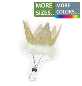 Huxley and Kent Glitter Party Crown