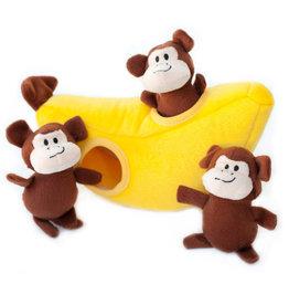 Zippy Burrows Monkey 'n' Banana