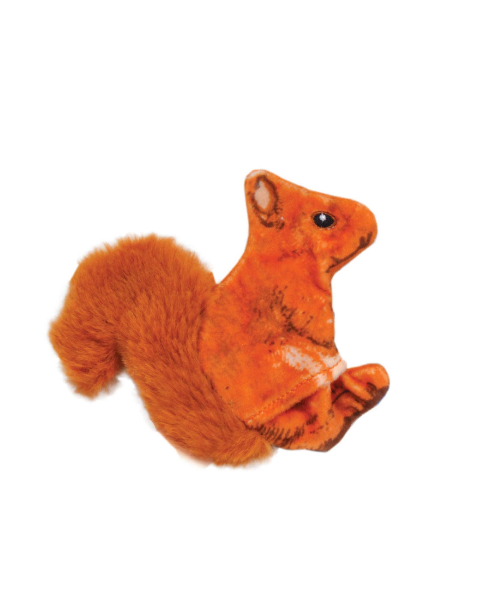 Turbo by Coastal Turbo Refillable Catnip Lifelike Squirrel Cat Toy