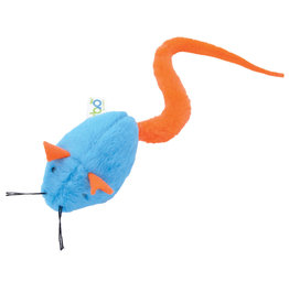 Turbo by Coastal Turbo Rattle Mouse Cat Toy