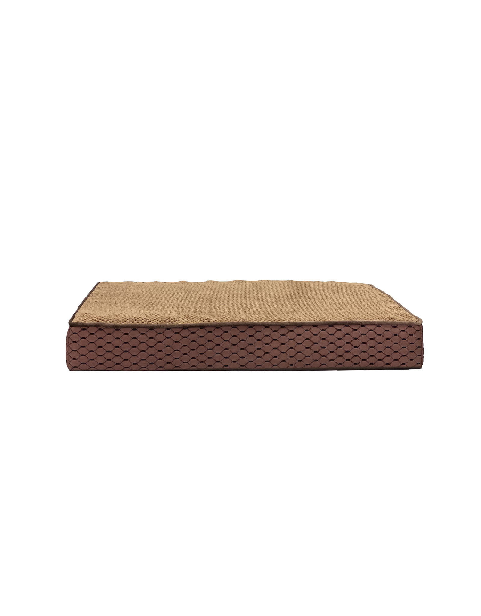 """Ethical Pet / Spot Ethical Pet Sleep Zone 29"""" Support Bed with Bamboo Charcoal in Brown"""