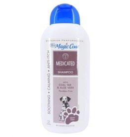 Four Paws Magic Coat Coal Tar Medicated Shampoo 16oz