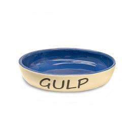 Ethical Pet / Spot Gulp Stoneware Oval Cat Dish