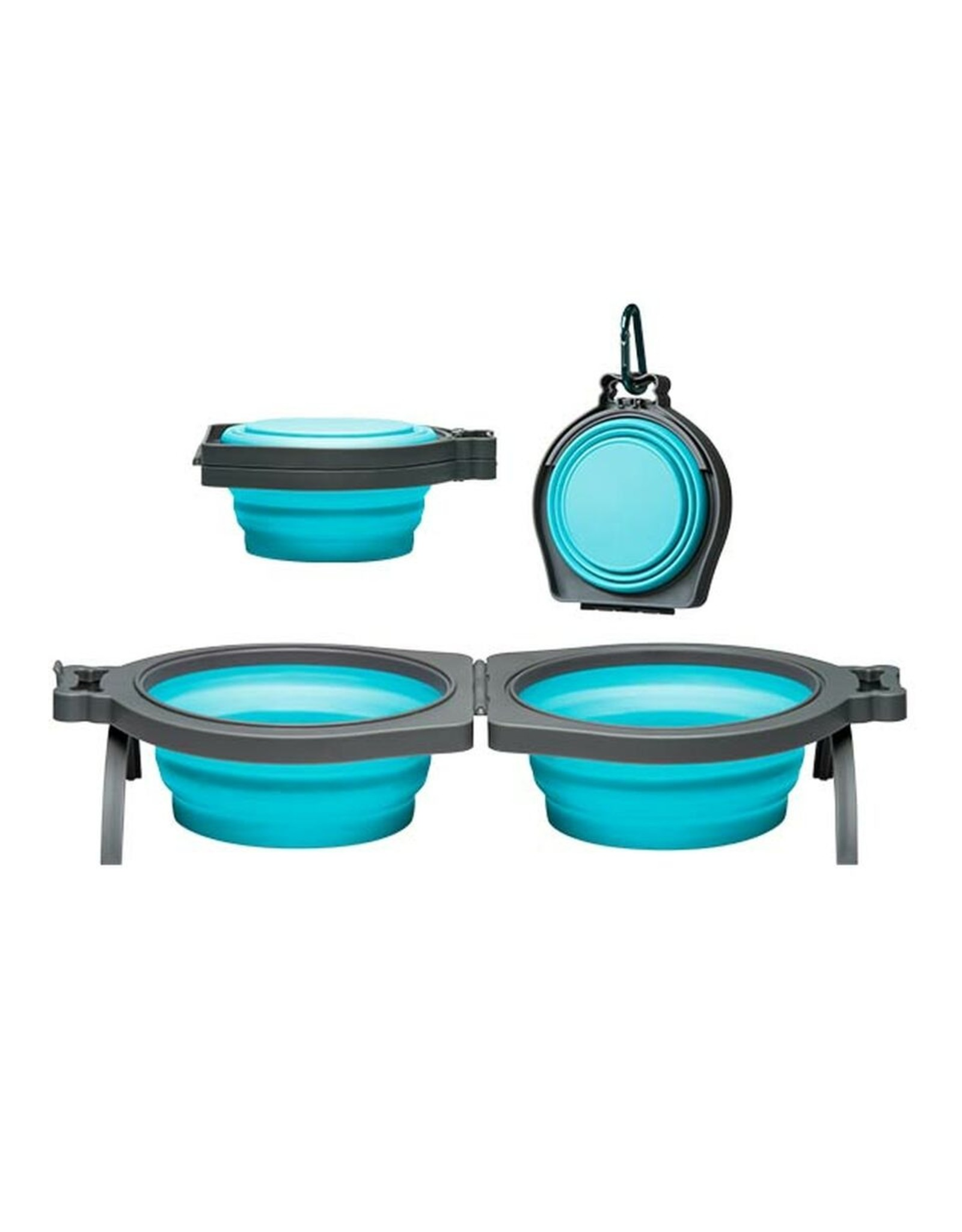 Bella Roma Double Diner Travel Bowls