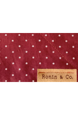 Ronin & Co. Pet Over the Collar Bandanas Made in Baltimore