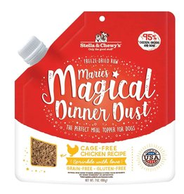 Stella and Chewys Magical Dinner Dust for Dogs Chicken 7oz